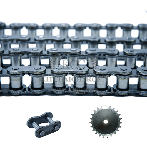 Roller Chains, Sprockets, Couplings